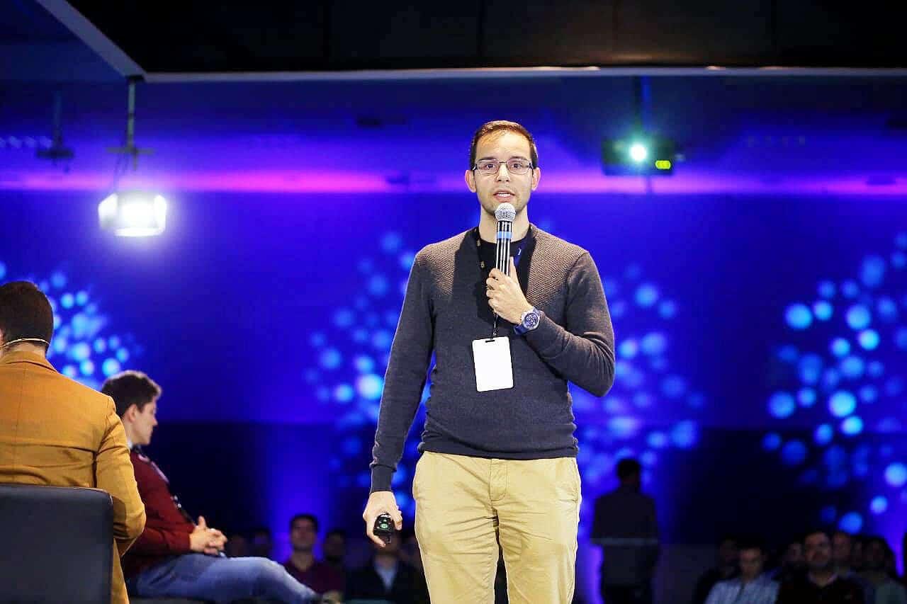 """Bruno Loreto: chegada da """"geração millennials"""" vai desencadear mais uso de tecnologias na construção civil. Crédito: Kelly Knevels"""