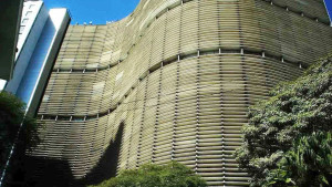 Edifício Copan: reforma que sairia R$ 7 milhões vai custar R$ 30 milhões por causa da burocracia. Crédito: Divulgação