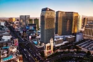 Cosmopolitan of Las Vegas: uso de elementos pré-fabricados em sua construção. Crédito: Divulgação
