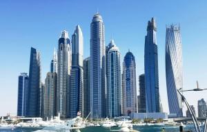 Princess Tower: segundo prédio mais alto de Dubai. Crédito: Divulgação