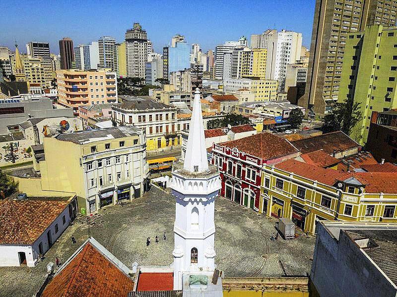 Curitiba tem planos estratégicos que sobrepõe os planos de governo. Crédito: Daniel Castellano/SMCS