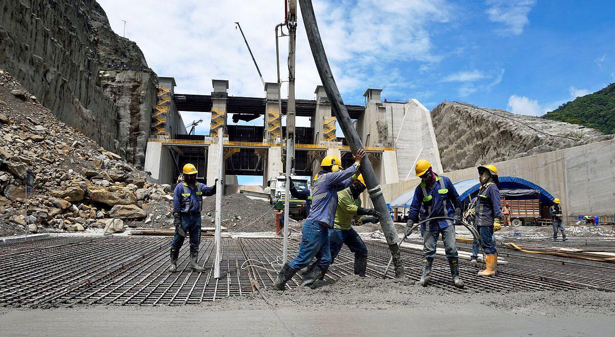 Na América do Sul, Colômbia lidera obras de infraestrutura ...