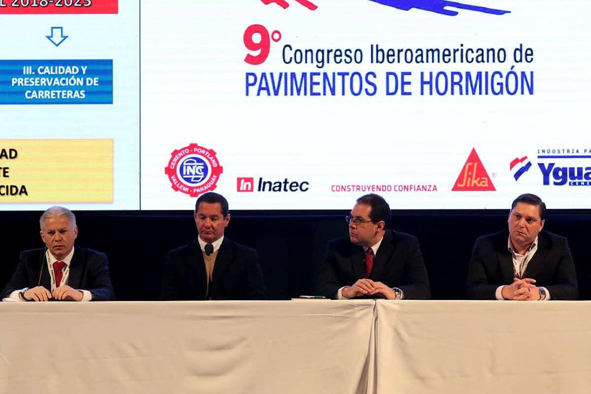 9º Congresso Iberoamericano de Pavimentos de Concreto,