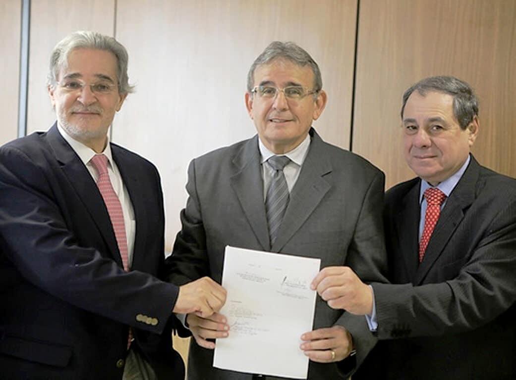 Documento assinado no final de 2018 depende da destinação que será dada pelo ministério de Desenvolvimento Regional. Crédito: Governo Federal