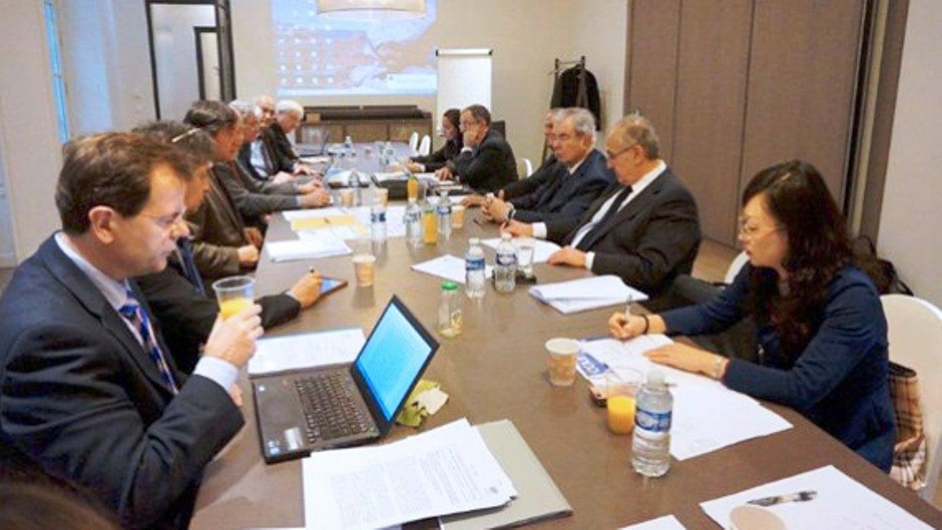 Grupo de trabalho da CICA dedica-se a abrir espaço para as empresas de médio porte no mercado de obras de infraestrutura. Crédito: CICA