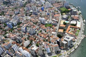 Santos entra pela primeira vez no top 10 do ranking. Crédito: Prefeitura de Santos
