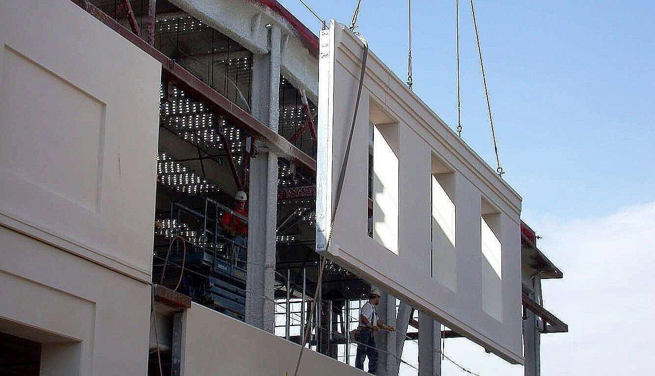 Pré-fabricado do concreto