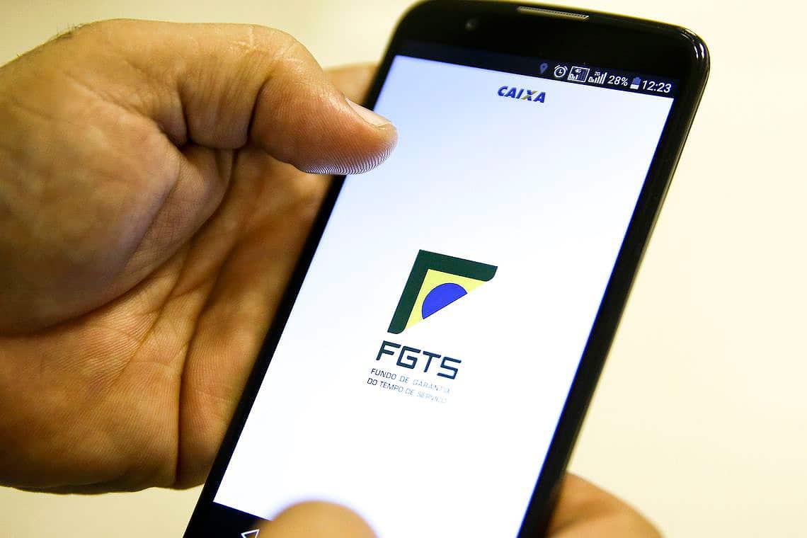 Medidas anunciadas pelo governo federal, e que mexem com o FGTS, geram expectativa no setor da construção civil Crédito: Agência Brasil