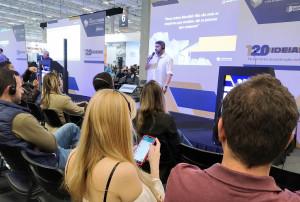 Filipe Honorato: é necessário ter em mente as necessidades do mercado, e dizer: eu faço o produto que você precisa Crédito: Cia. de Cimento Itambé