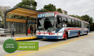 Vias exclusivas para o Metrobus ajudaram Buenos Aires a ampliar a sua já consistente malha urbana em pavimento de concreto