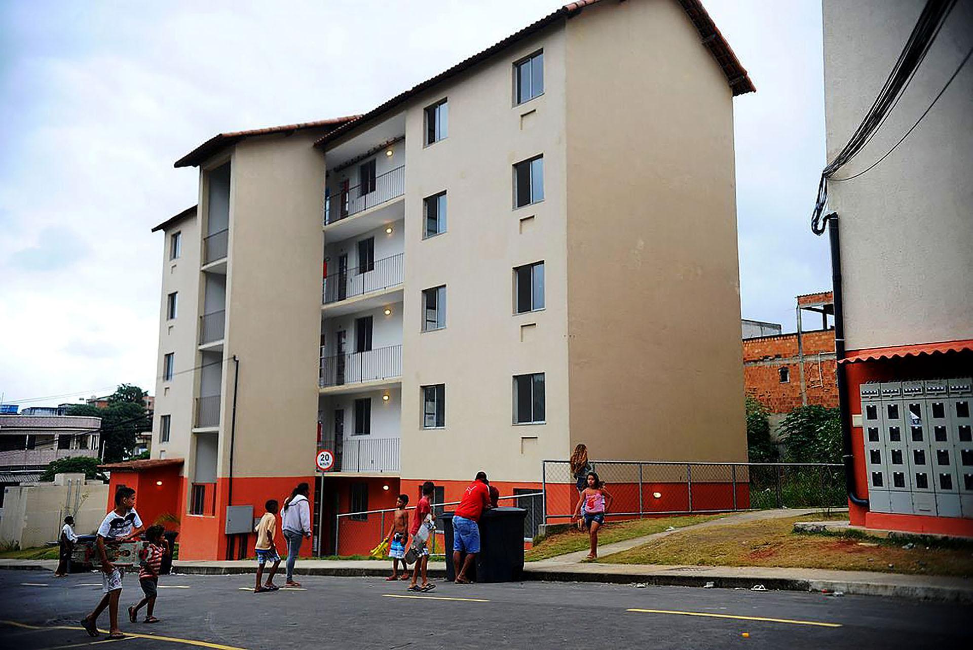 Escassez de recursos faz governo federal liberar verba a conta-gotas para o Minha Casa Minha Vida Crédito: Agência Brasil