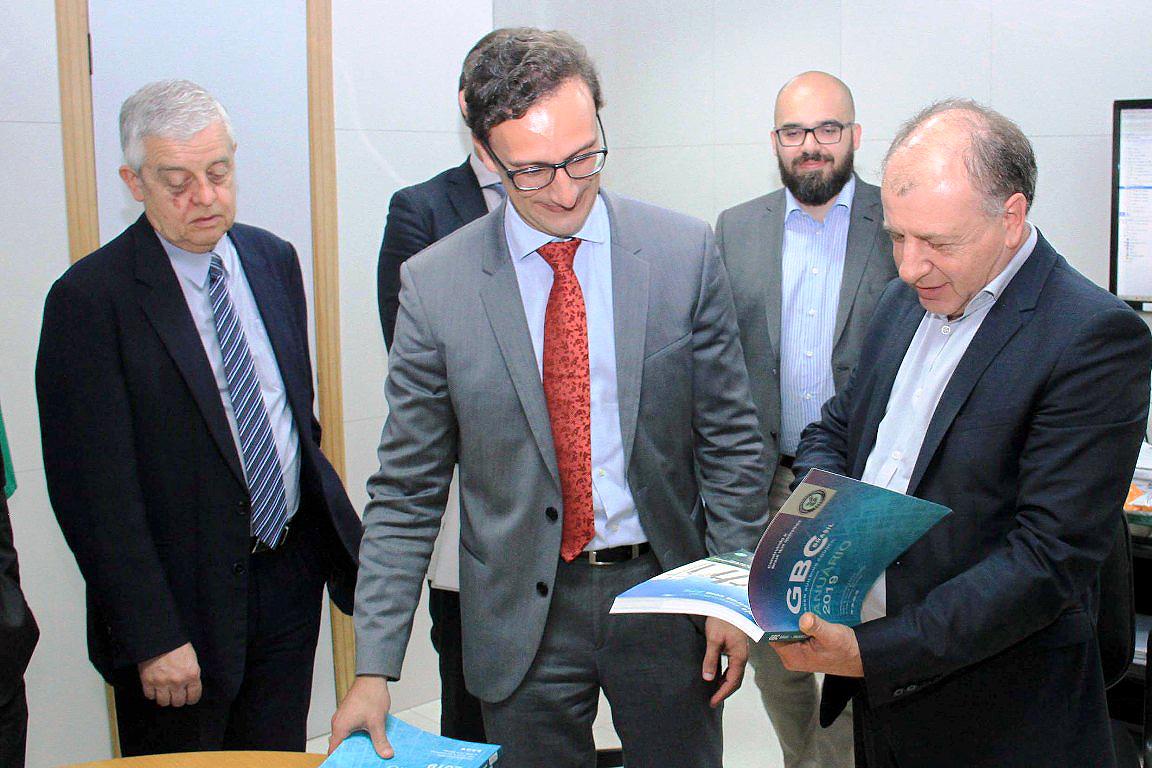Green Building Council Brasil, CREA-PR e governo do Paraná se unem por escolas sustentáveis Crédito: SEDU