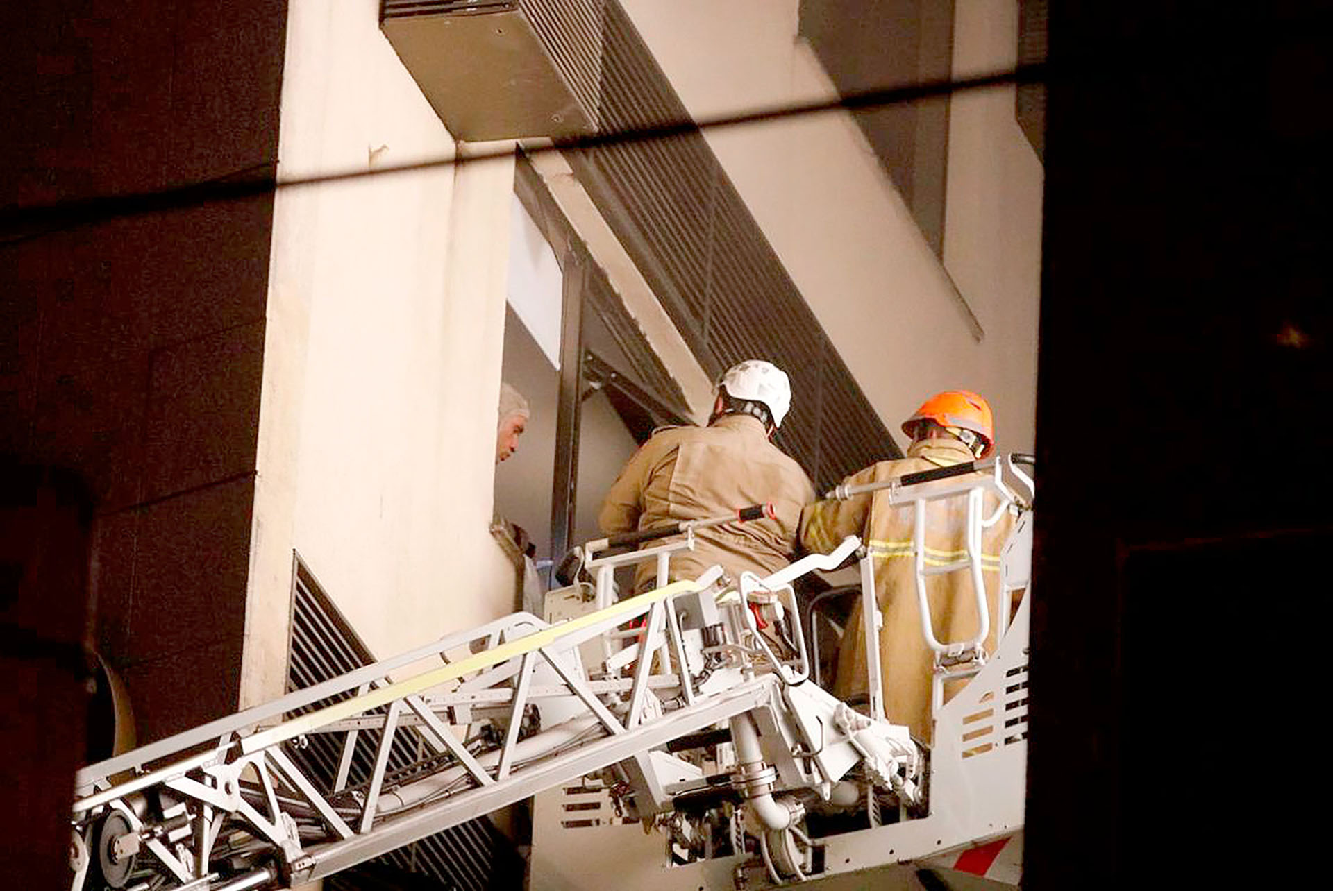 Até setembro de 2019 houve 12 incêndios em hospitais. O do Rio de Janeiro-RJ foi o de maiores proporções e causou 14 mortes Crédito: Fernando Frazão/Agência Brasil