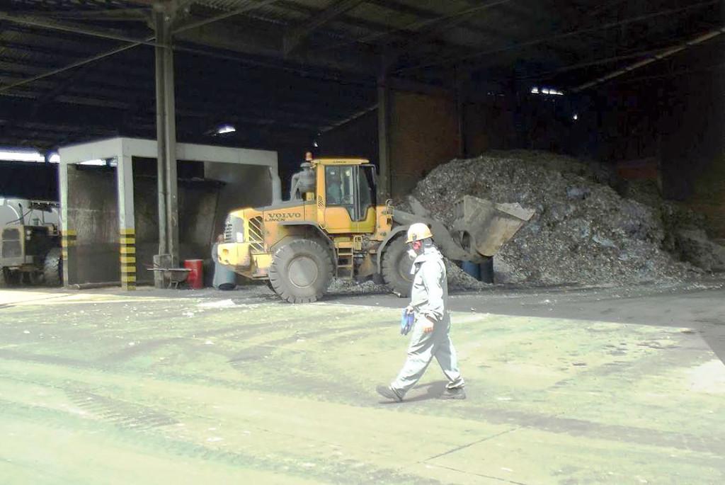 Coprocessamento de resíduos sólidos é peça-chave para que a indústria global de cimento atinja as metas ambientais estabelecidas para 2030 e 2050 Crédito: Cia. de Cimento Itambé