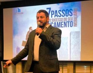 Eduardo Berto: redes sociais se transformaram em ponto de partida para o consumidor comprar imóvel Crédito: ADEMI-PR
