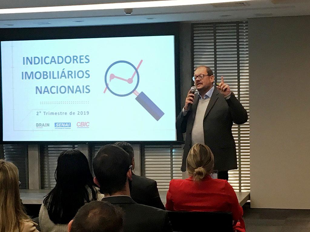 Marcelo Luís Gonçalves: segmento dos que casam e divorciam é responsável por um volume significativo de compra, venda e locação do mercado imobiliário Crédito: Cia. de Cimento Itambé