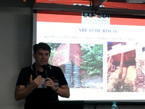 Marcelo Solera, da COSEDI: responsabilidade legal pela manutenção do prédio é do síndico Crédito: Cia. de Cimento Itambé
