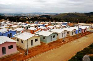 Casas destinadas à faixa 1 do Minha Casa Minha Vida são as que mais revelam problemas e desistências. Crédito: Agência Brasil