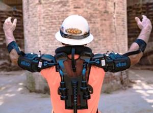 Tecnologia utilizável está permitindo criar uma nova geração de equipamentos de proteção individual para os trabalhadores da construção. Crédito: Banco de Imagens