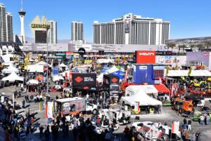 World of Concrete 2020: 45ª edição da principal feira sobre concreto do mundo atraiu mais de 60 mil visitantes. Crédito: WOC