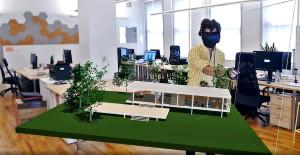 Arquitetura digital incorpora Inteligência Artificial e Realidade Virtual aos projetos. Crédito: Reprodução