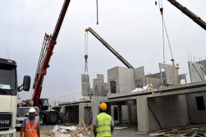 Construção modular está entre as tendências que devem ganhar adesão no período pós-pandemia. Crédito: Banco de Imagens