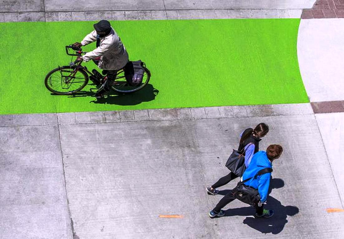 Smart vias prometem mudar a mobilidade urbana das cidades: tema é mostrado na série de palestras online.  Crédito: Banco de Imagens
