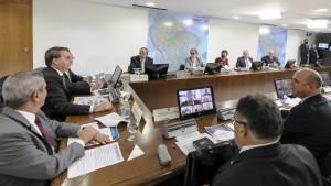 Indústria de cimento integra o Movimento Brasil Competitivo, cujas propostas foram apresentadas recentemente ao governo federal. Crédito: Marcos Corrêa/PR