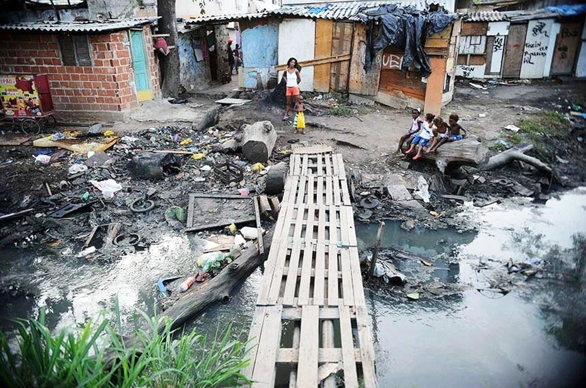 Pandemia mostra fragilidades da maioria das cidades brasileiras no que diz respeito ao saneamento básico. Crédito: Agência Brasil