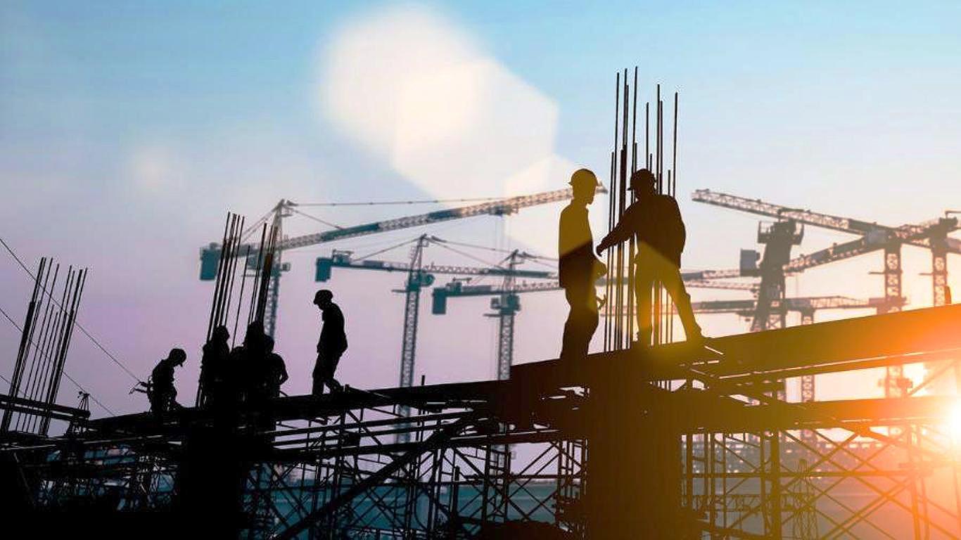 Mercado imobiliário nacional está em posição de reavaliar projetos futuros e manter as obras já iniciadas Crédito: Banco de Imagens