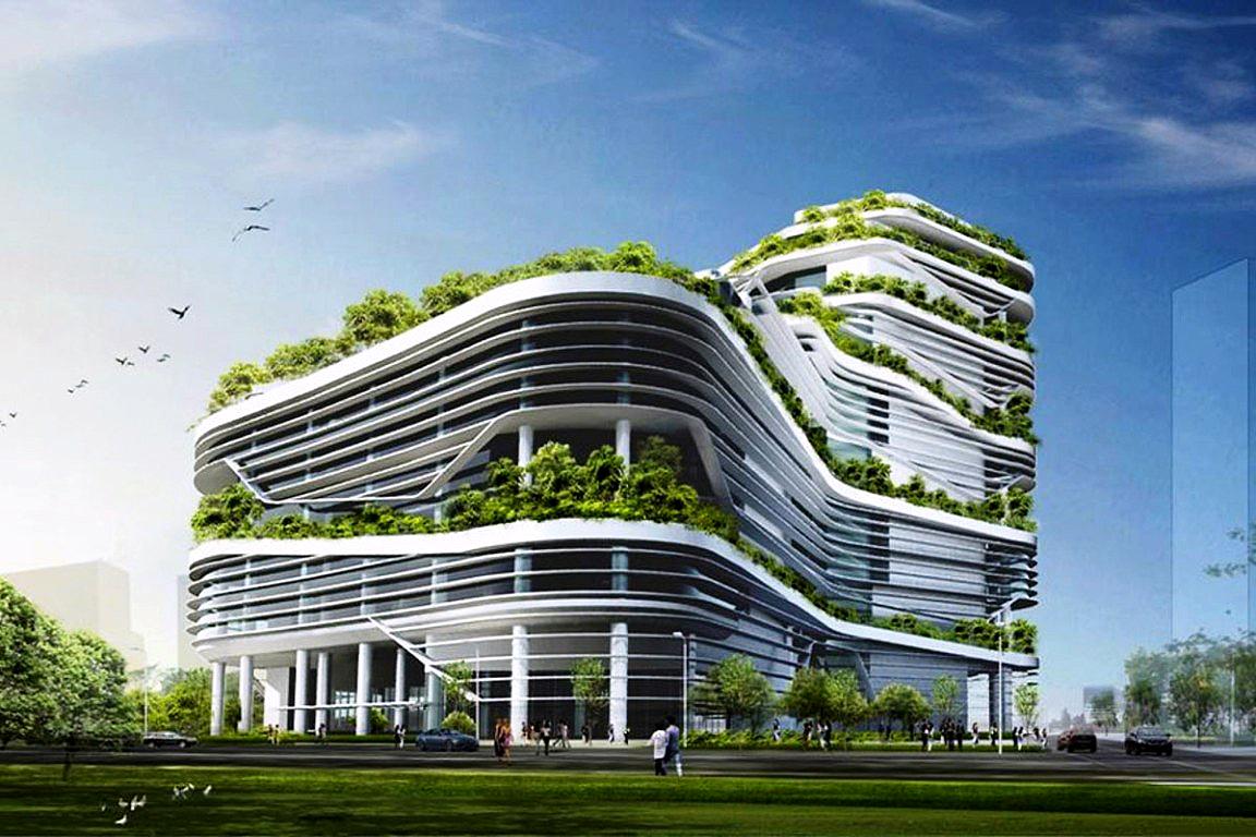 Previsão é que prédios verdes tenham que cumprir mais exigências para garantir certificações. Crédito: Banco de Imagens