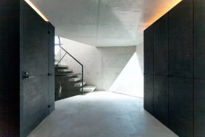 Por causa de sua resistência (em torno de 20 MPa) o concreto desenvolvido no Japão tem sido usado apenas na construção de casas com até dois pavimentos Crédito: Jérémie Souteyrat