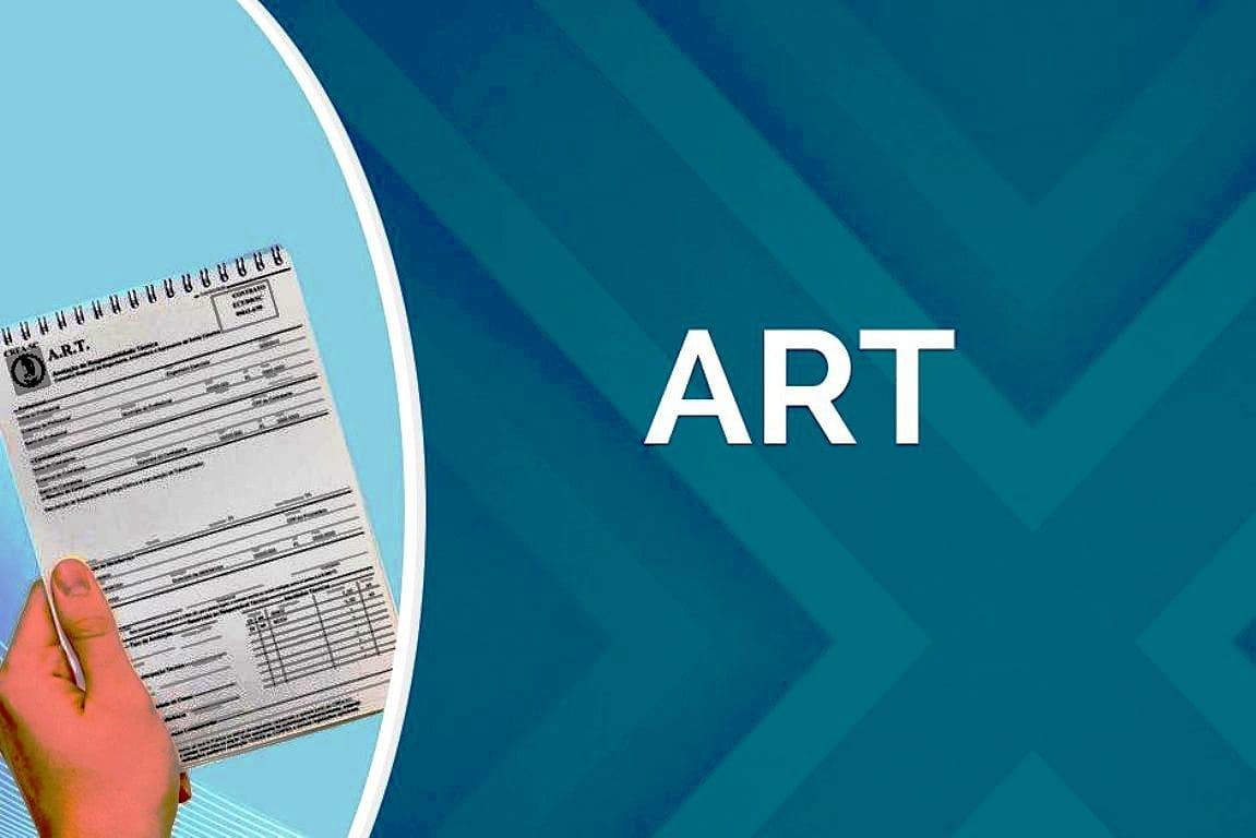 É na ART que se estabelecem os limites da responsabilidade do engenheiro civil sobre a obra  Crédito: banco de imagens