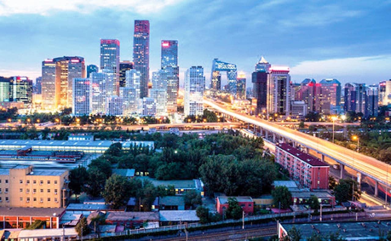Prédios corporativos na China, e que queiram obter certificações de edificação sustentável, precisam seguir protocolos mais rigorosos, por causa da COVID-19  Crédito: China GBC