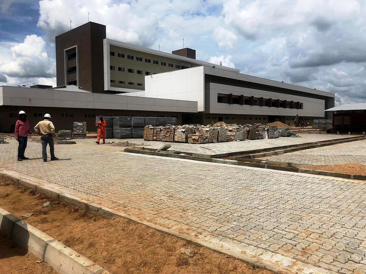 Normalização para construir hospitais deve atender tanto às exigências do Ministério da Saúde quanto da ABNT  Crédito: Governo do Ceará