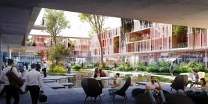 BIOTIC vai contrariar a proposta do Plano Piloto planejado pelo urbanista Lúcio Costa e pelo arquiteto Oscar Niemeyer Crédito: Carlos Ratti Associati