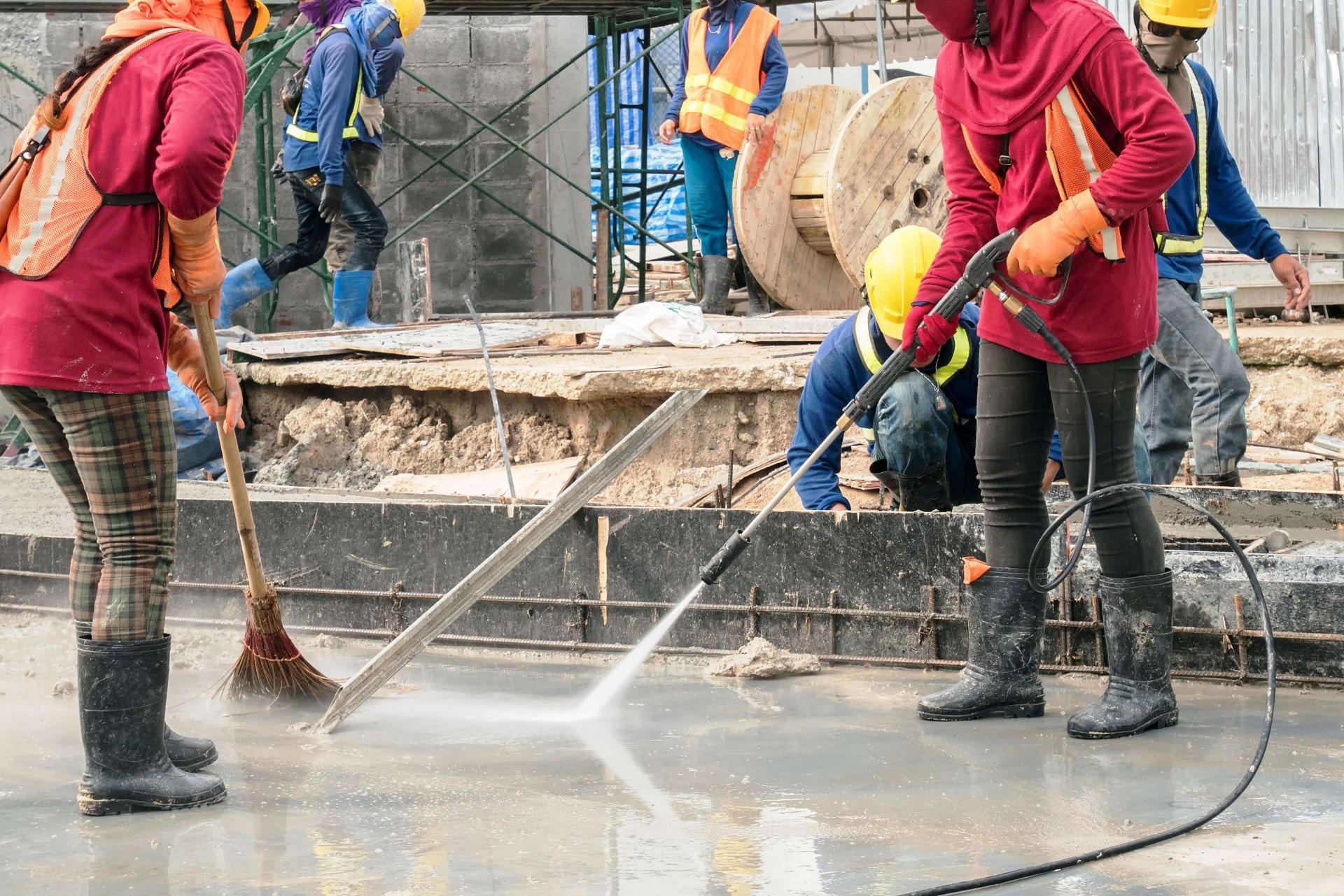 Uso racional da água reflete no custo da obra, principalmente quando há escassez do recurso natural Crédito: Shutterstock