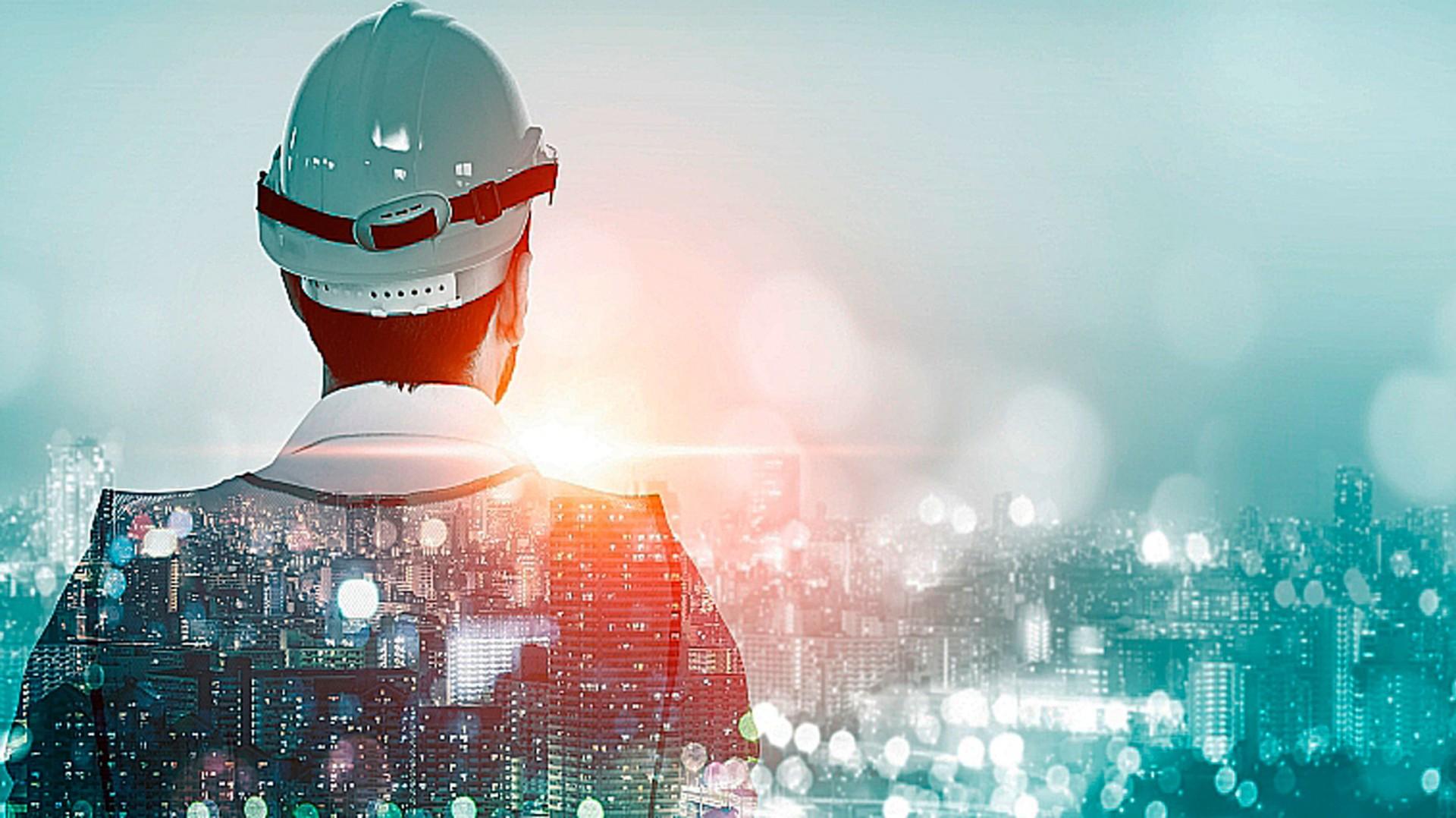 COVID-19 aproxima canteiro de obras do futuro e acelera a incorporação de processos inovadores na construção civil Crédito: Banco de Imagens