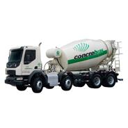 Aumento do concreto dosado em central em obras residenciais impacta diretamente na venda de caminhões-betoneira Crédito: Cia. de Cimento Itambé