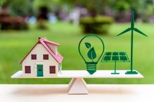 Construção sustentável é um equilíbrio entre engenharia, tecnologia e cidadania Crédito: Banco de Imagens