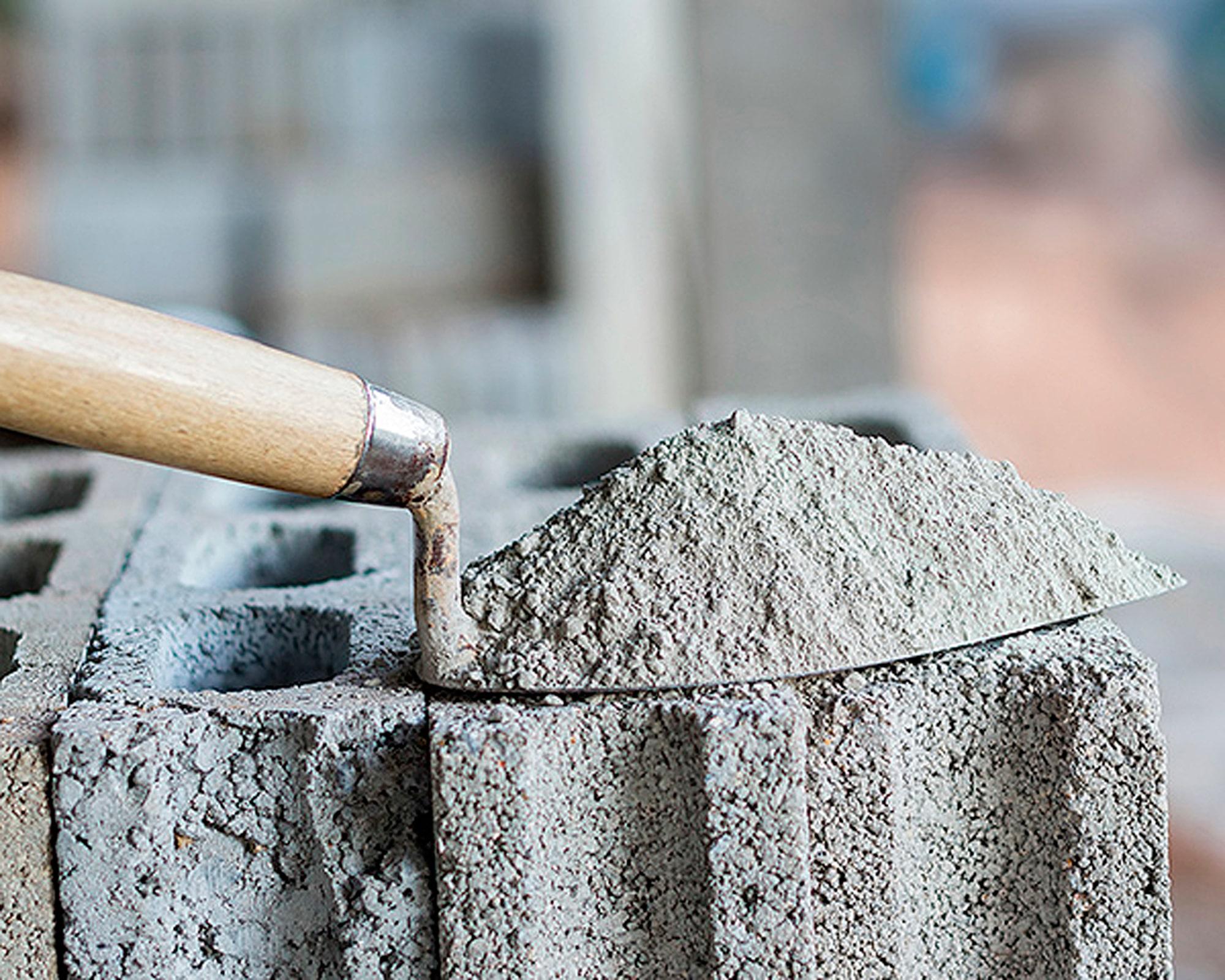 Consumo de Cimento Portland é impulsionado pela autoconstrução e pelo auxílio emergencial, diz IBGE Crédito: Banco de Imagens