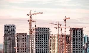 Ciclo contratado na construção imobiliária garante bom volume de obras para 2021. Crédito: Banco de Imagens