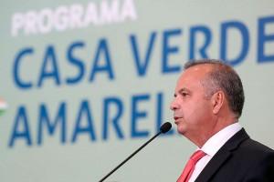 Gestão do programa Casa Verde e Amarela é feita dentro do ministério do Desenvolvimento Regional, comandado pelo ministro Rogério Marinho. Crédito: Marcos Côrrea/PR