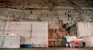 Grand Renaissance: colosso de concreto modifica a paisagem da Etiópia e coloca o país entre os maiores consumidores de cimento da África Crédito: WeBuild Group