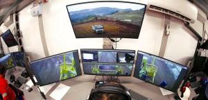 Máquinas em áreas de risco podem ser operadas à distância, desde que disponham de tecnologia e mão de obra qualificada Crédito: Construtora Barbosa Mello