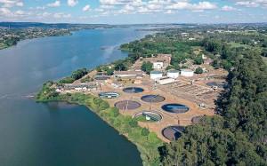 Cedae investia 183 milhões de reais no saneamento básico do Rio de Janeiro. Agora, vai investir 2 bilhões e 188 milhões de reais por ano Crédito: FGV