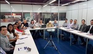 Engenheiros civis do comitê técnico IBRACON-ABCIC CT 304 atuam para fortalecer o desenvolvimento das soluções industrializadas em concreto no Brasil. Crédito: IBRACON