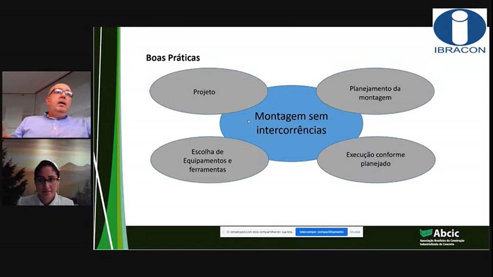 Luiz Livi: manual prioriza as operações que não estão cobertas nas normas técnicas. Crédito: IBRACON/ABCIC