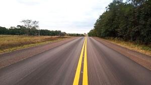 """Concessão do trecho da BR-163 entre Mato Grosso e Pará, conhecida como """"Estrada da Soja"""", abre trimestre de leilões de rodovias no Brasil Crédito: MInfra"""