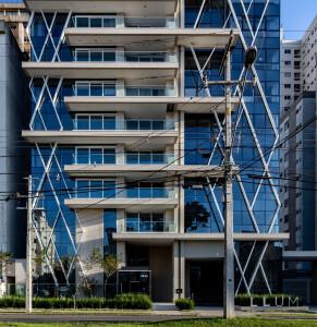 Llum comprovou consumir 25% menos energia e 20% menos água, comparado às construções convencionais Crédito: Construtora Laguna